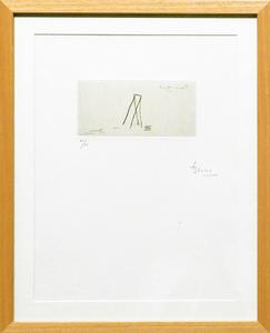 Joan BROSSA - Estampe-Multiple - S/T