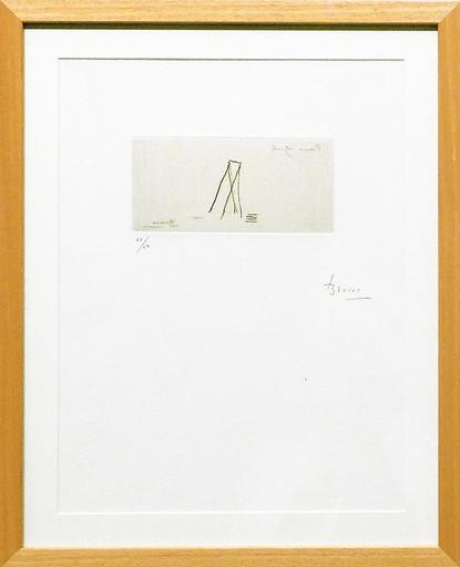 Joan BROSSA - Print-Multiple - S/T