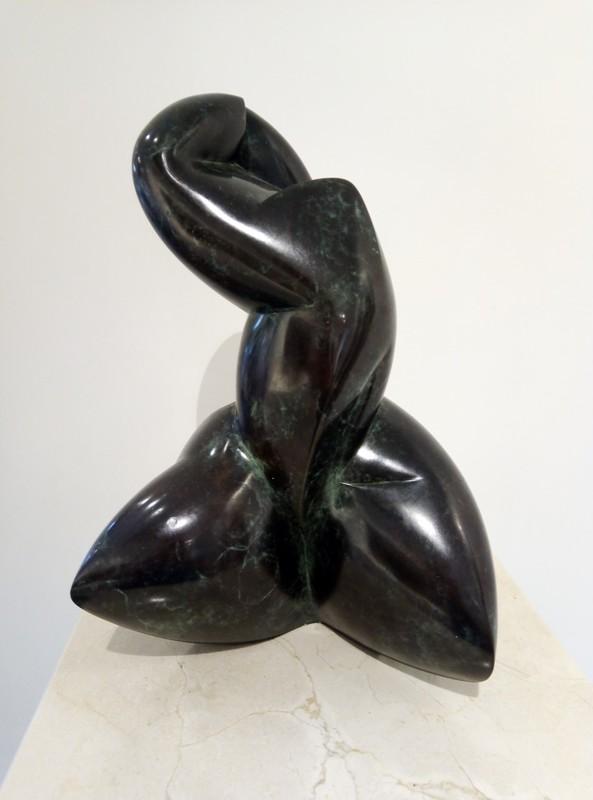 POLLES - Sculpture-Volume - Phéomélanine