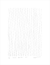 草間彌生 - 版画 - Infinity Nets (ZA)