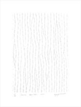 Yayoi KUSAMA - Grabado - Infinity Nets (ZA)