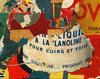 Pierre-François GRIMALDI - Disegno Acquarello - Magique