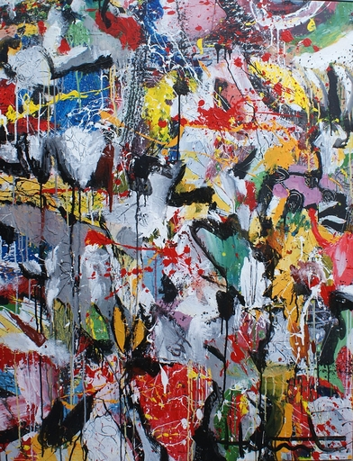 Jean-Marc HUNT - Pintura - Ti Punch Molotov 25
