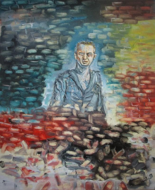 Didier DOIGNON - Pintura - Steve