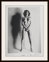 Helmut NEWTON - Fotografia - Big Nude III, Henrietta 1980