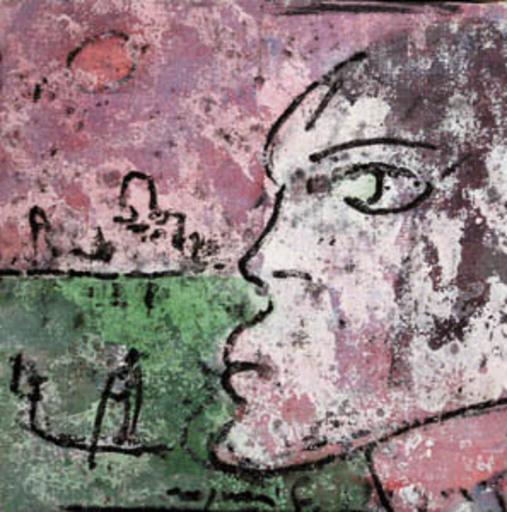 Franco ROGNONI - Painting - La veneziana