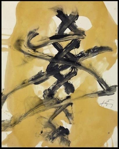 Antoni TAPIES - Peinture - VERNIS II