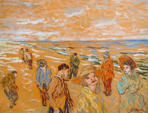 Marc CLAUZADE - Painting - Les autres