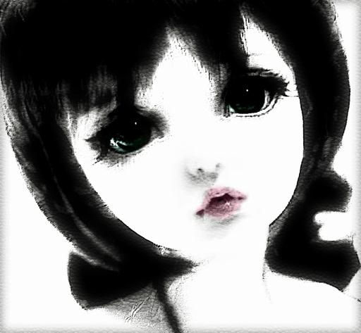 Ronit KRISTAL - Print-Multiple - Japanese Doll