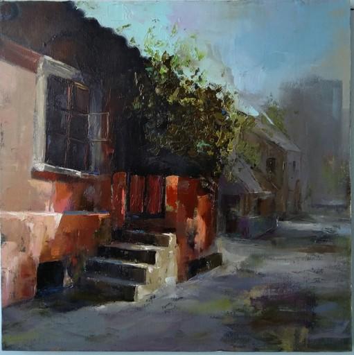 Ohanyan KAMSAR - Peinture - Yerevan house