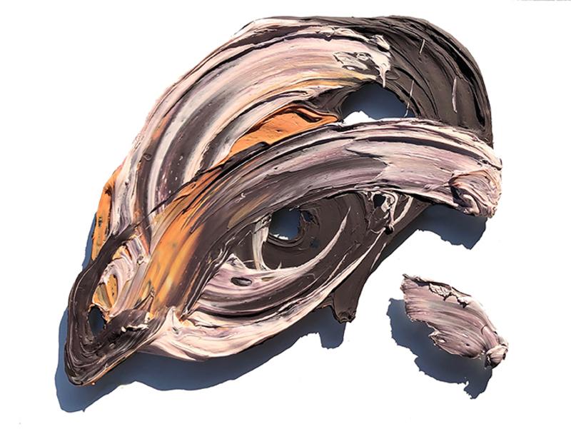 Donald MARTINY - Painting - Gurnai