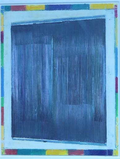 Pius FOX - Painting - sans titre