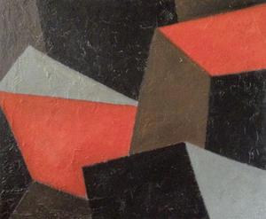 Irène DARGET-BASTIEN - Painting - Kobane
