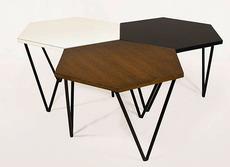 Giò PONTI - Modular Coffee Tables (c. 1960)