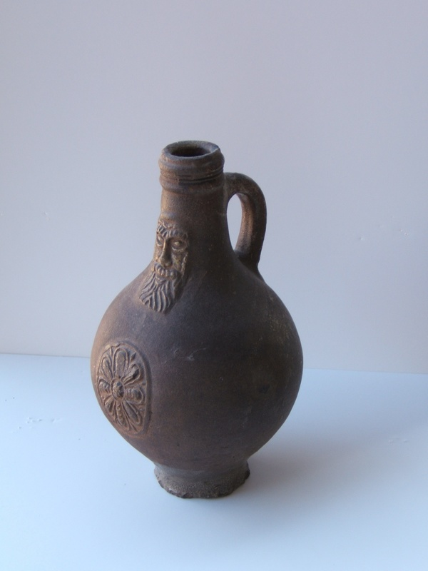 Bartmann Bottle, Fulham