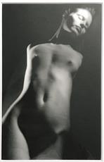 Philippe PACHE - Photo - Nu visage clarté (c. 1990)