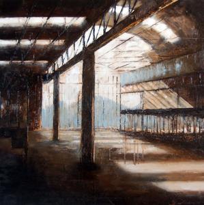 Patrick BASTARDOZ - Pintura - Atelier
