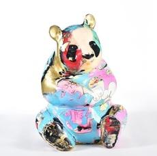 Julien MARINETTI - Sculpture-Volume - Panda Bâ