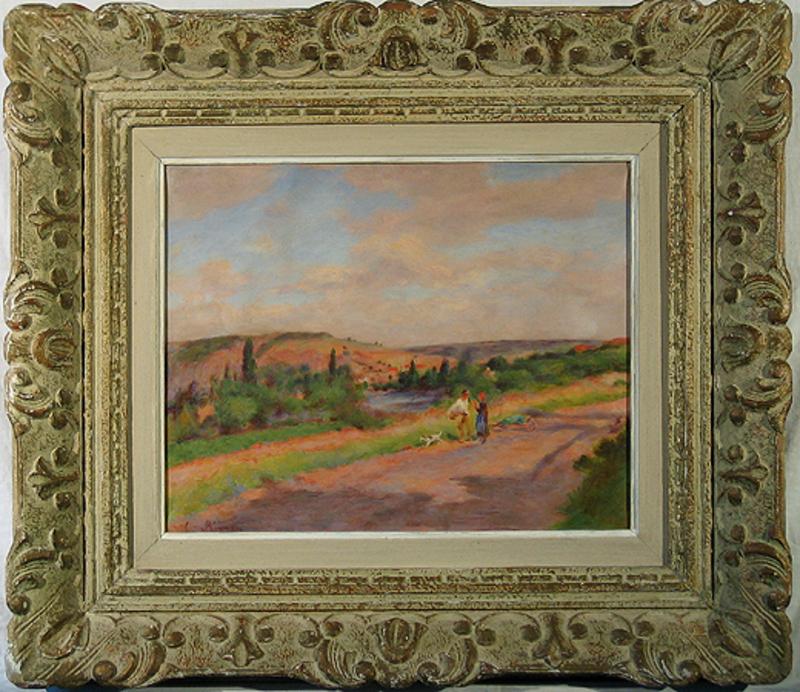 Lucien MIGNON - Pintura - ACHAT - We buy - Ankauf