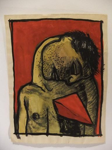 Pascal MARGAT - Pintura - SANS TITRE