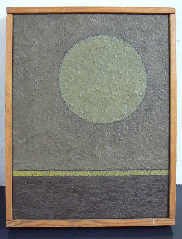 Jean LEPPIEN - Painting - JL5/65 XX