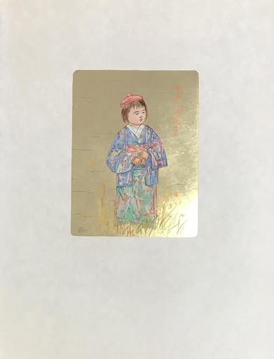 Edna HIBEL - Print-Multiple - Tamiko