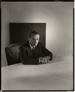 Horst P. HORST - Fotografia - Portrait of Douglas Fairbank Jr.