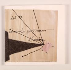 Maria LAI - Sculpture-Volume - Tenendo per mano l'ombra