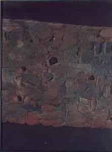 Giancarlo BARGONI - Painting - Dall'ansia n. 34, 1961