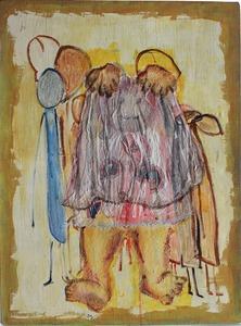Jacotte SIBRE - Peinture - Coucou