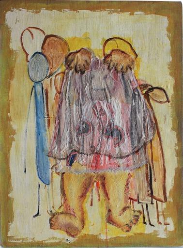 Jacotte SIBRE - Painting - Coucou