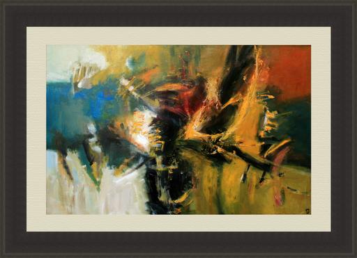 Levan URUSHADZE - Pintura - Composition # 53