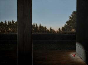 Gerhard GEPP - Painting - Lichtblick