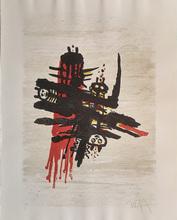 维夫里多•拉姆 - 版画 - ORSA MAGGIORE #7506