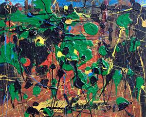 Alexander ZHDANOV - Pintura - On the Smith lake