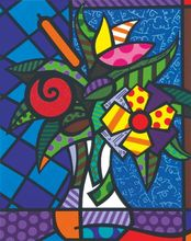 Romero BRITTO - Grabado - It´s for You