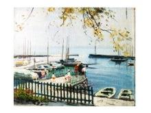Jules René HERVÉ - Pintura - *Le Rive