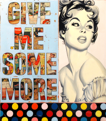 JOSEPH - Pintura - Give Me Some More