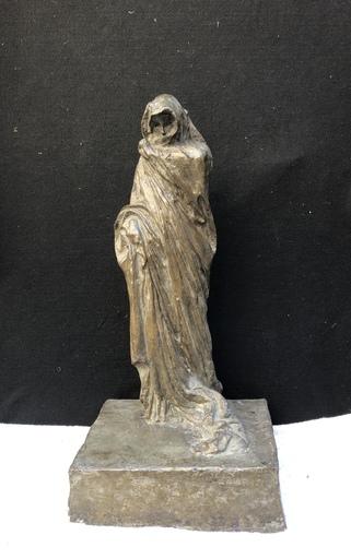 Leonardo BISTOLFI - Escultura - Draped figure
