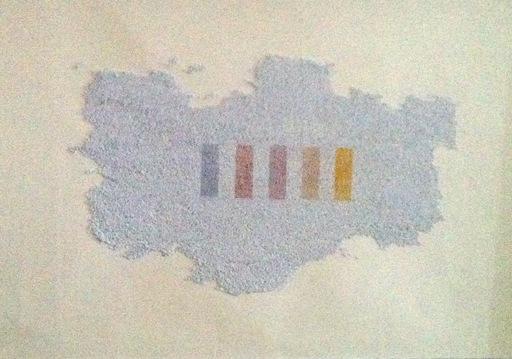 Elio MARCHEGIANI - Peinture - SENZA TITOLO