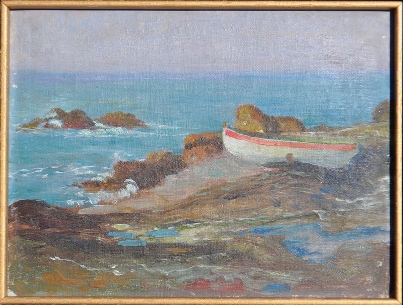 Michaïl TKATCHENKO - Pintura