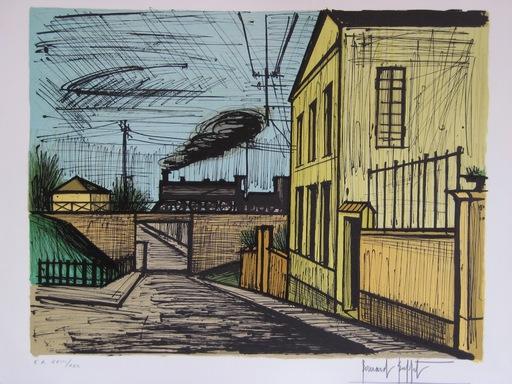 Bernard BUFFET - Print-Multiple - LITHOGRAPHIE SIGNÉE CRAYON NUM EA/XXX HANDSIGNED LITHOGRAPH