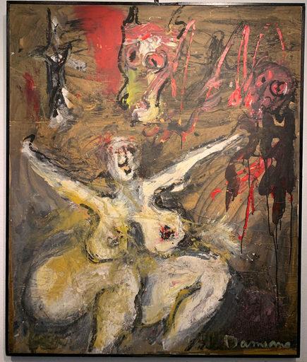 Bernard DAMIANO - Peinture
