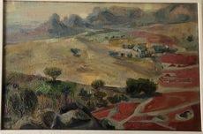 Antonio GOMEZ CANO - Pintura - Paisaje