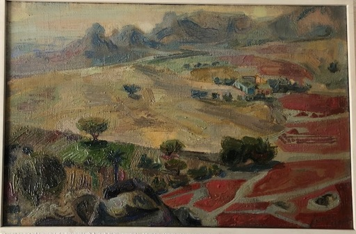 Antonio GOMEZ CANO - Pittura - Paisaje