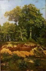 Louis Alexandre CABIÉ - Peinture - paysage