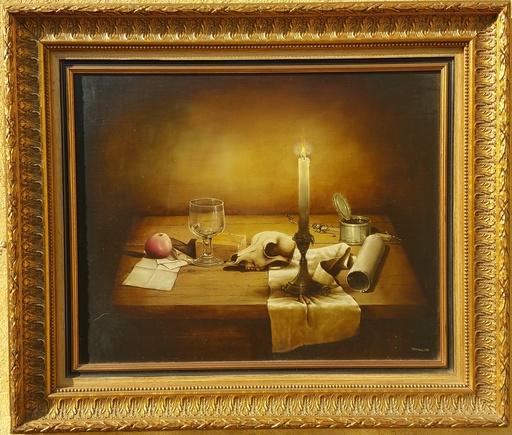 Tudor ONICA - Painting - Vanité