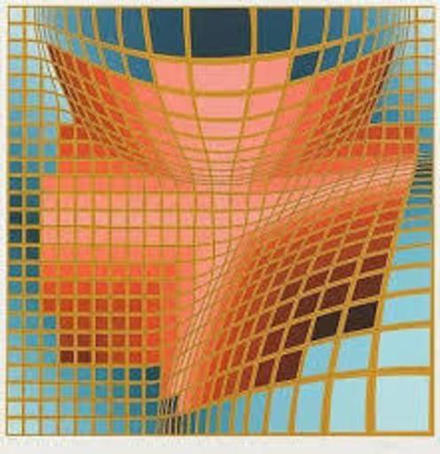 Victor VASARELY - Print-Multiple - Edetta