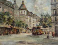 Michel PORTNOFF - Painting