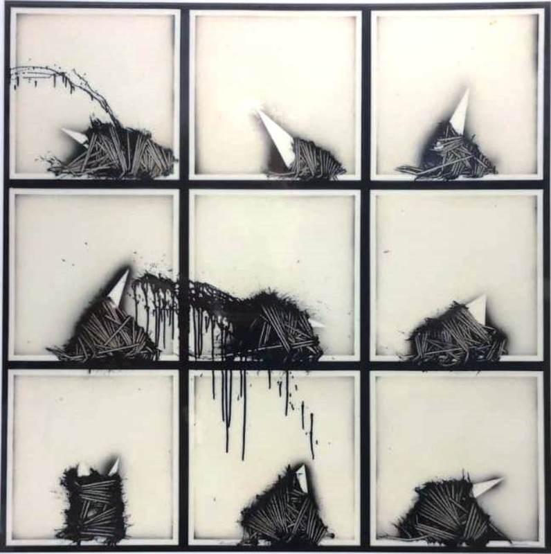 Emilio SCANAVINO - Peinture - LE PUNTE